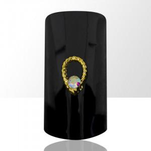 Set 2 bijuterii pentru unghii, nail art D10/2