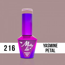 216 Yasmine Petal Molly Lac 10 ml Oja Semipermanenta