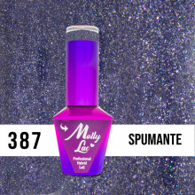387 Spumante Molly Lac 10 ml Oja Semipermanenta