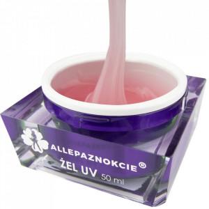 Perfect French Rose Gel UV 50 ml - Allepaznokcie