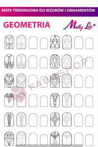 Traning card nail art 12-4
