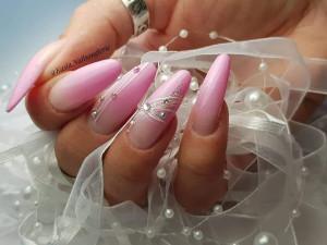 Artistic Gel Molly Lac Art Pink, 5 ml