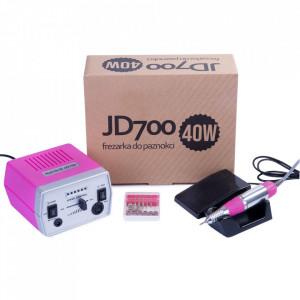 Freza Unghii JD700 40W - 35000 RPM DARK PINK
