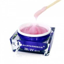 Jelly Milky Pink Gel UV 50 ml - Allepaznokcie