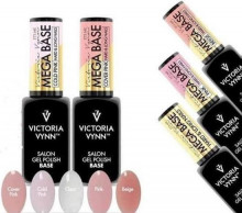 Mega Base Clear Victoria Vynn 8 ml (Rubber Base)