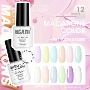 Oja Semipermanenta Rosalind Macaron 7ml - A907