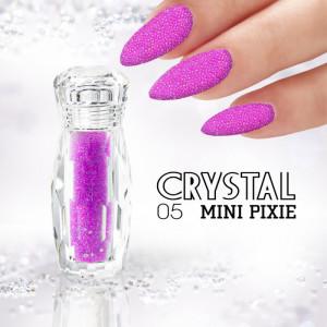 Sticluta Cristale Mini Pixie 05 Amarant