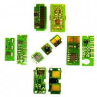 Chip Canon 054H, 3027C002 cyan 2300 EPS Compatibil