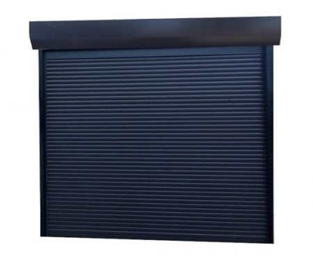 Usa garaj automata 2700 x 3000 , antracit 7016 , lamele 55 mm