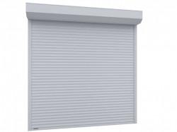 Usa garaj automata 2800 x 2600 , alb 9016 , lamele 55 mm