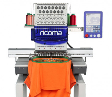Masina de brodat RICOMA MODEL RCM – 1501TC – 8S