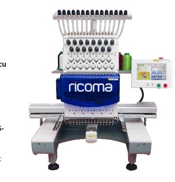 Masina de brodat RICOMA RCM-1201TC-7S/RCM-1501TC-7S