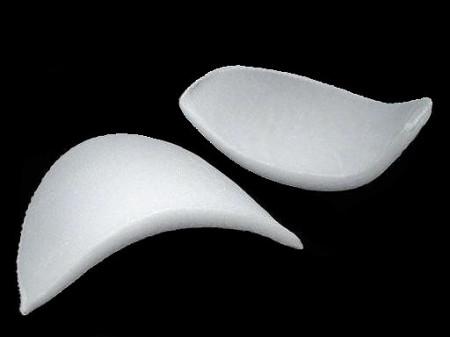 Pernițe pentru umeri, grosime 1 cm/set 4 perechi