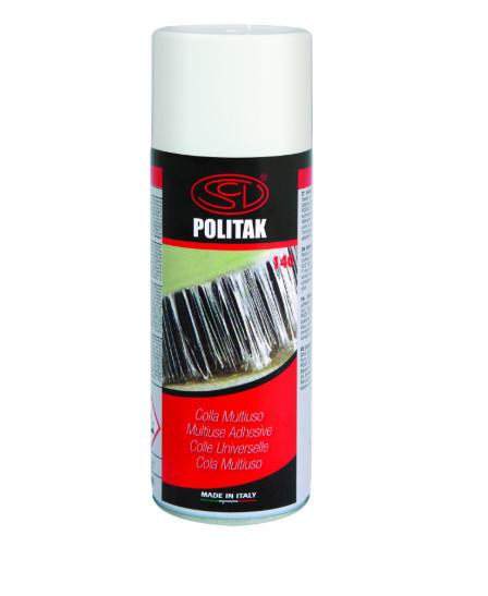 Spray adeziv permanent