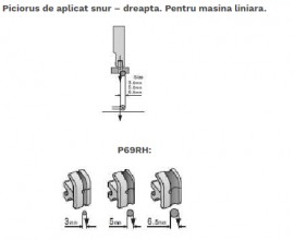 Piciorus vipusca