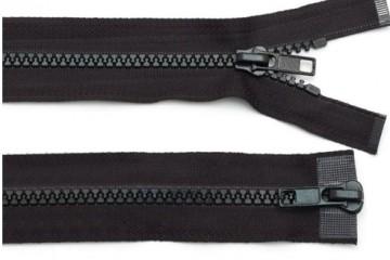 Poze Fermoar plastic detașabil, două cursoare, lungime 65-70 cm