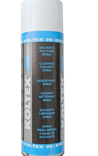 Spray curatare adezivi - Koltex 30