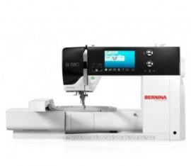 BERNINA 580 - multi-talentata pentru coasere, brodare si matlasare