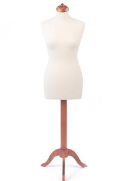 Manechin polistiren ,croitorie/expunere - femei 40-42