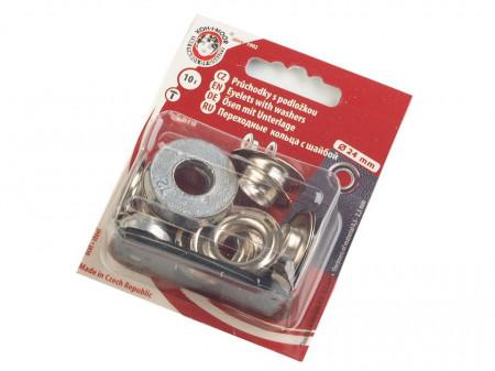 Set ocheți cu dispozitiv de atașare, Ø12 mm