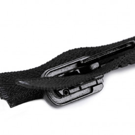 Fermoar plastic reversibil, lungime 60 cm