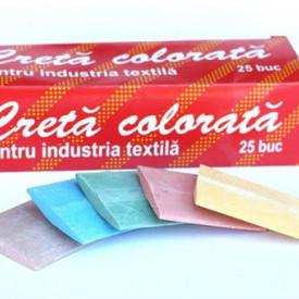 Creta croitorie colorata