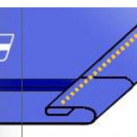 Dispozitiv tiv 4 mm , masina liniara