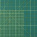 Planșă suport pentru tăiat, croit, marcat tipare si modele de patchwork – gradată în cm și inch