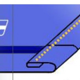 Dispozitiv tiv 3 mm, masina liniara
