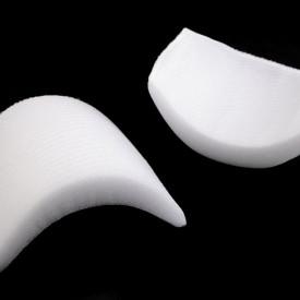 Pernițe pentru umeri, grosime 2 cm/set 4 perechi