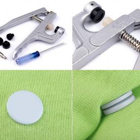 Presă manuală pentru capse plastic