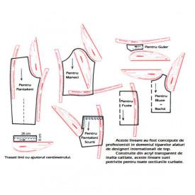 Set Lineare Croitorie si Design