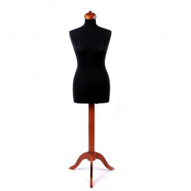 Manechin polistiren ,croitorie/expunere - femei 36-38
