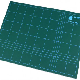 Planşetă patchwork, croit , faţă dublă, 30x45 cm