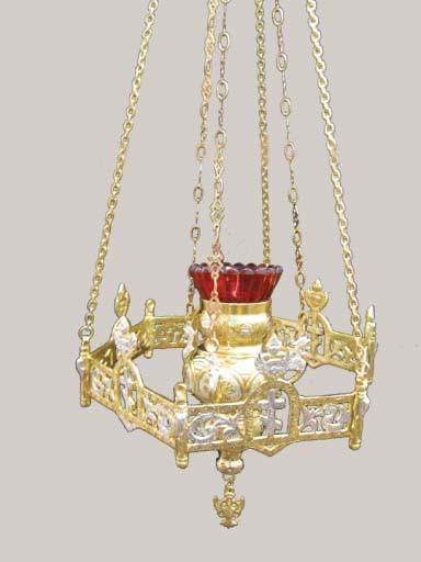 Candela pentru Biserica - aurit
