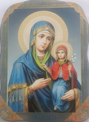 Icoane litografiate pe lemn cu Sfintii,28cmx40cm