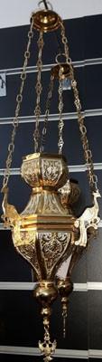Candela cu lant pentru Sfanta Biserica