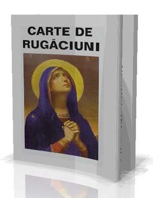 Carte de rugaciuni cu scris mare