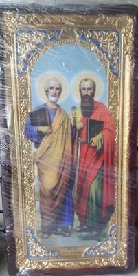Icoana mare Sfintii Apostoli Petru si Pavel