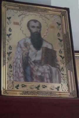 Icoana Sfantului Vasile