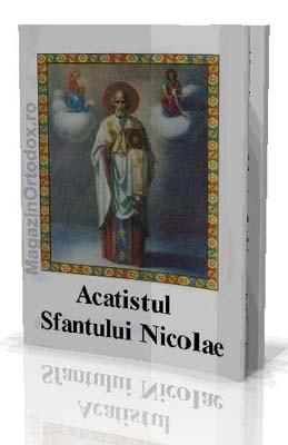 Acatistul Sfantului Ierarh Nicolae(6 decembrie)