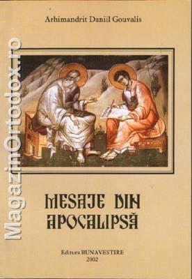 Arhimandrit Daniil Gouvalis-Mesaje din Apocalipsa