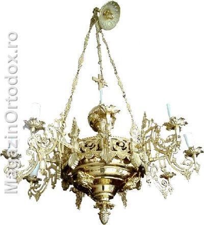 Candelabre bronz rusesti, bronz