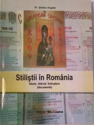 STILISTII IN ROMANIA-Istoric.Adevar.Indreptare(documente)
