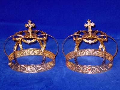 Coroane de nunta Set