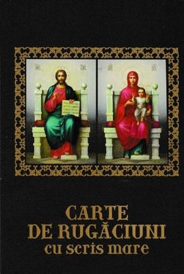 Carte de rugaciuni Scris Mare