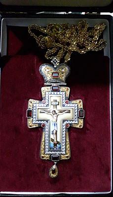 Cruci pectorale