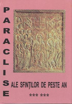 Paraclise ale Sfintilor de peste an VI
