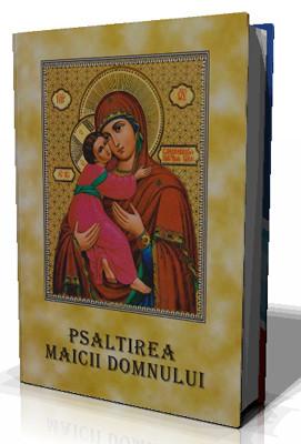 PSALTIREA MAICII DOMNULUI(cartonata)