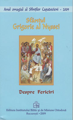 Sfantul Grigorie al Nyssei-Despre Fericiri